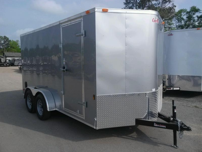 GANS714TA2 CARGO MATE 7 X 14 ENCLOSED CARGO TRAILER