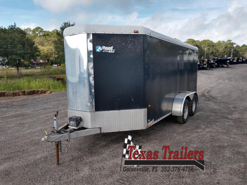 2008 Wells Cargo ROAD FORCE 7X14TA Enclosed Cargo Trailer