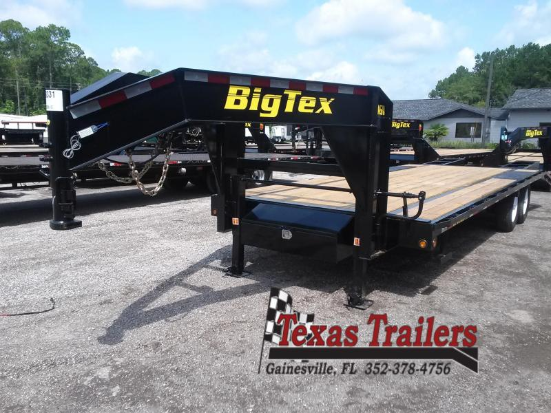 2020 Big Tex Trailers FLATBEDS Flatbed Trailer