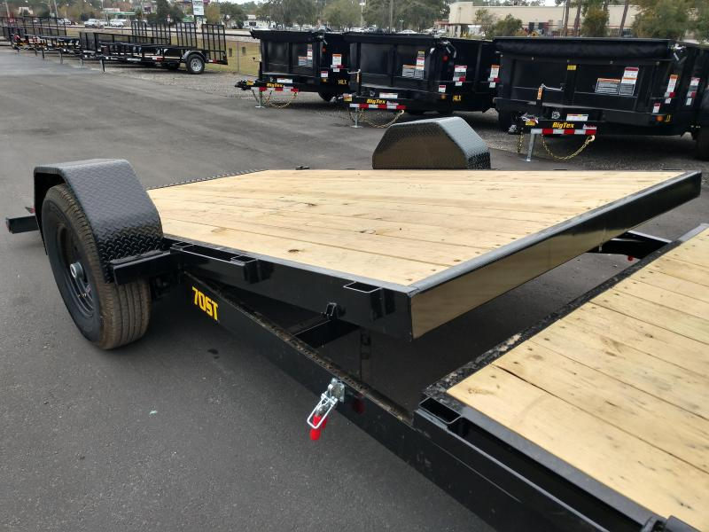 2020 Big Tex Trailers 70ST-16BK Utility Trailer
