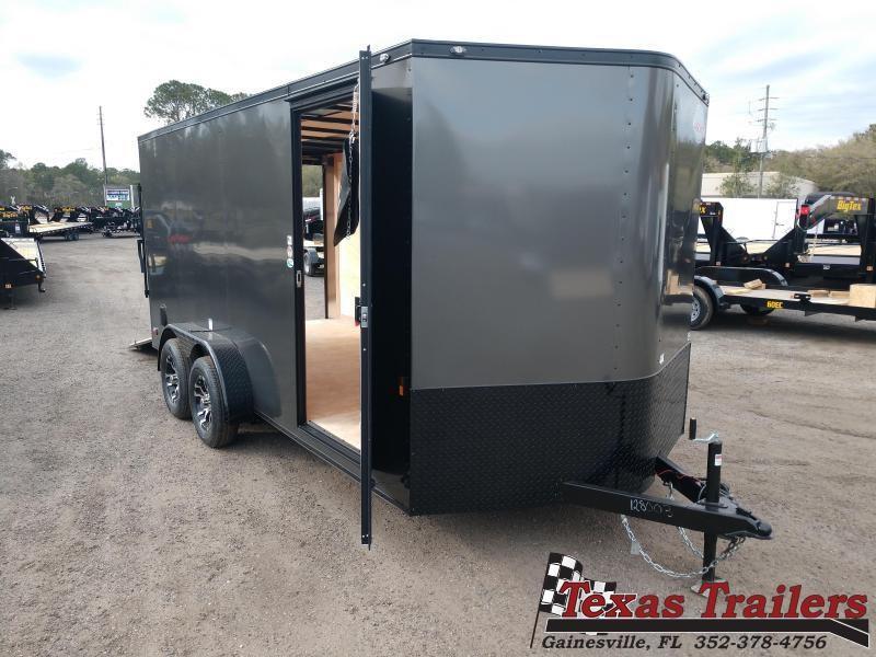 2021 Cargo Mate GANS716TA2 Enclosed Cargo Trailer