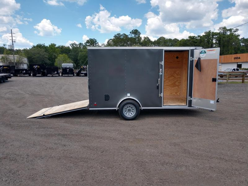 GANS612SA CARGO MATE 6 X 12 ENCLOSED CARGO TRAILER