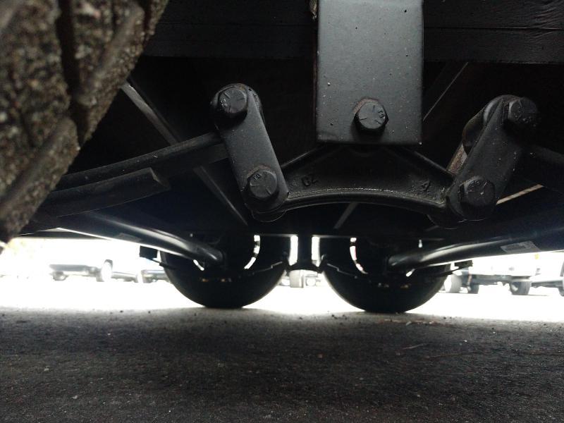 2020 Car Mate Trailers GANS8.528TA3 Car / Racing Trailer