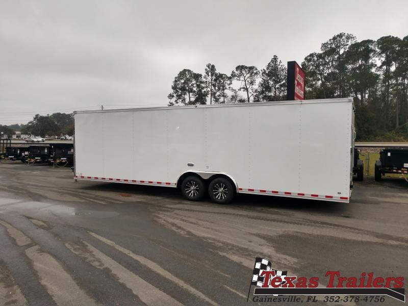 2020 Cargo Mate Trailers GANS8.528TA3 Car / Racing Trailer