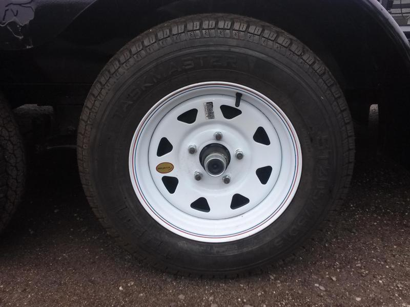 70CH-20BKDT BIG TEX 20' CAR HAULER W/ SLIDE OUT RAMPS