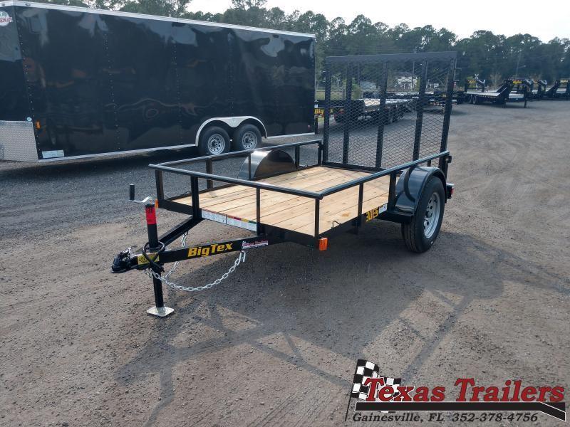 2020 Big Tex Trailers 30ES-08BK4RG Utility Trailer