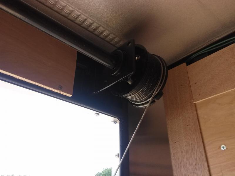 GANS714TA2 CARGO MATE 7 X 14 ENCLOSED CARGO TRAILER