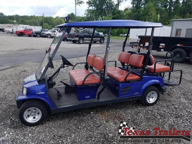 2007 Tomberlin E-Merge Golf Cart