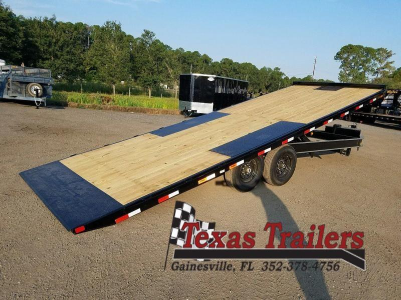 14OT-24 HEAVY DUTY OVER-THE-AXLE POWER HYDRAULIC TILT BED