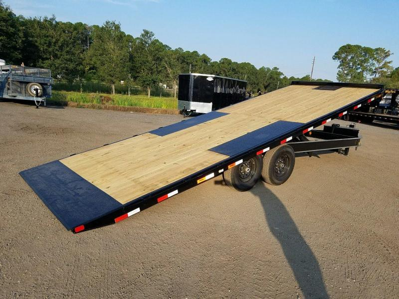 14OT-24 HEAVY DUTY OVER-THE-AXLE TILT BED
