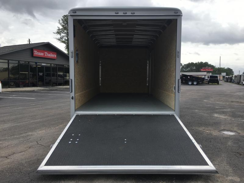 Trailers For Less >> Cw1622 102 Wells Cargo 7x16 Cargo Wagon Enclosed Cargo