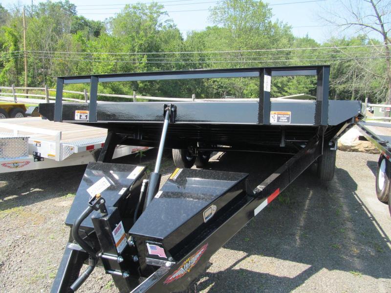 2019 H and H Steel Speedloader 102 X 24 Equipment Trailer