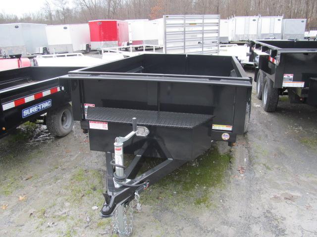 Sure-Trac 5 X 8 Low Profile Dump Trailer