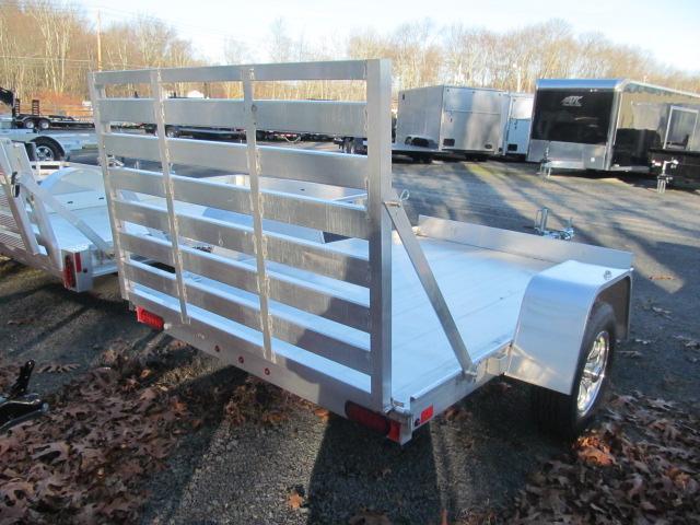 Aluma 638 LW Utility Trailer
