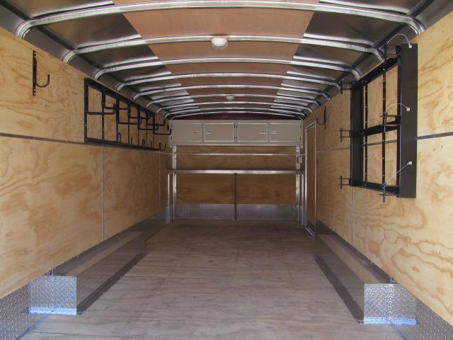 Integrity HD Landscape Package 8.5 X 20 Enclosed Cargo Trailer