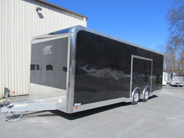2020 ATC CH 305 All Aluminum Car Trailer w/ Premium Escape Door