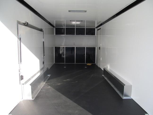 2019 ATC CH 305 All Aluminum Car Trailer w/ Premium Escape Door