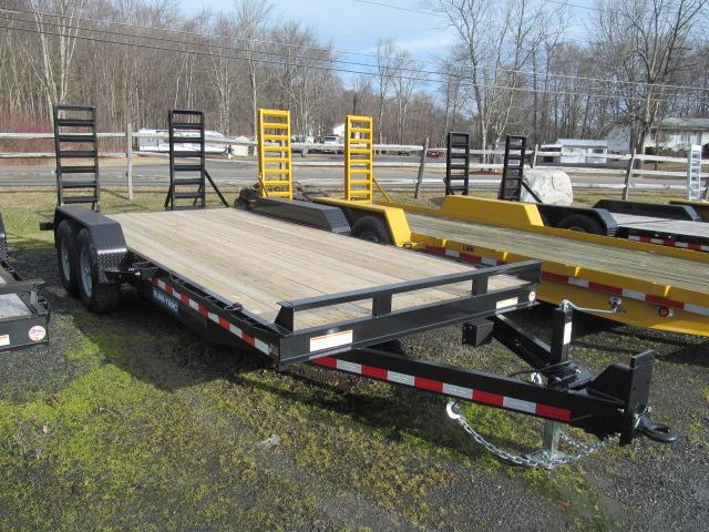 Sure-Trac 7 X 18 14K Implement Equipment Trailer