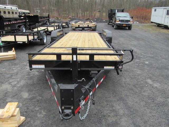 Sure-Trac Tilt Equipment 18 Plus 4 14K GVW Equipment Trailer