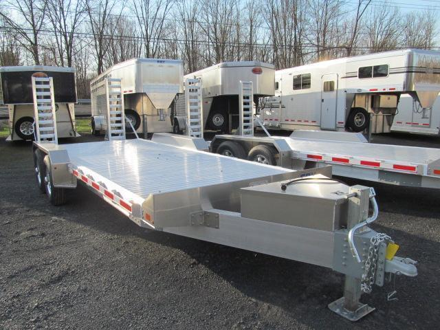 Eby 24 Ft Tradesman ALUMINUM Low Profile 7 Ton
