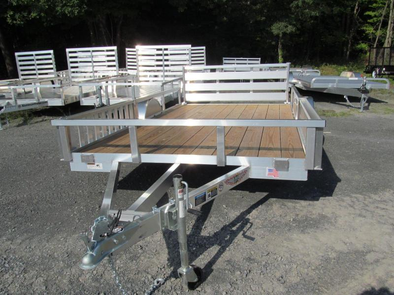2020 H and H Trailer 7 X 12 ATV Utility Trailer