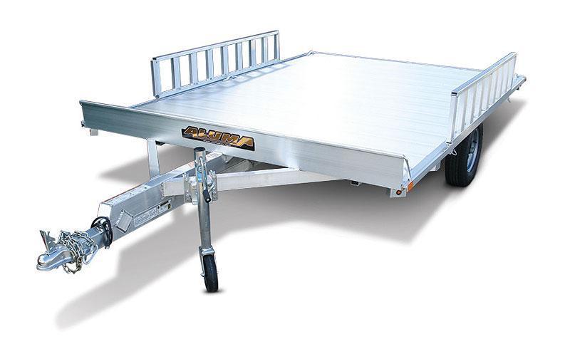 Aluma A8810 Utility Trailer