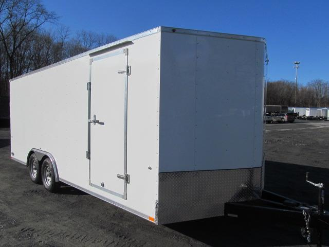 Integrity Trailers Stock-Aide 8.5 X 20 Enclosed Enclosed Cargo Trailer