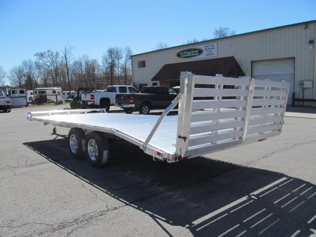 Aluma 1020 All-Purpose Deckover Trailer Utility Trailer