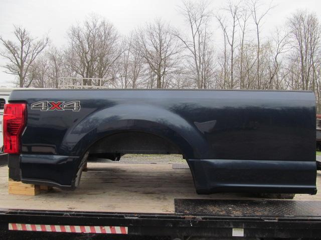 2020 Ford 8 Ft Pickup Bed Truck Bed