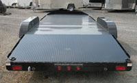 Sure-Trac 7 X 20 10K Steel Deck Car Hauler