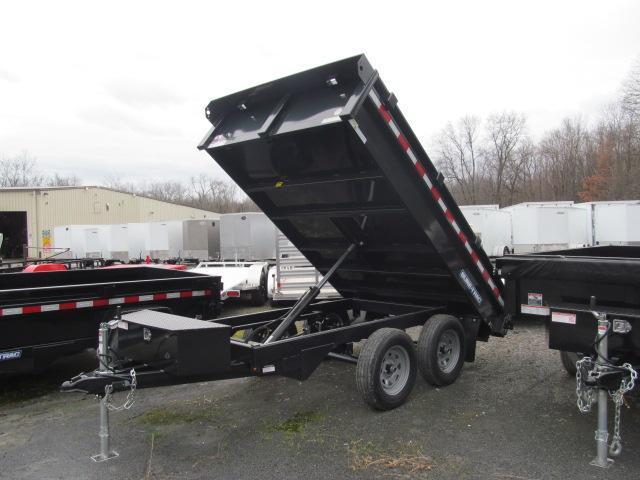 Sure-Trac 6 X 10 10K Standard Duty Deckover Dump Trailer
