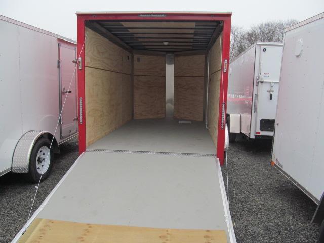 Integrity True Line 7 X 12 V Front Enclosed Cargo Trailer