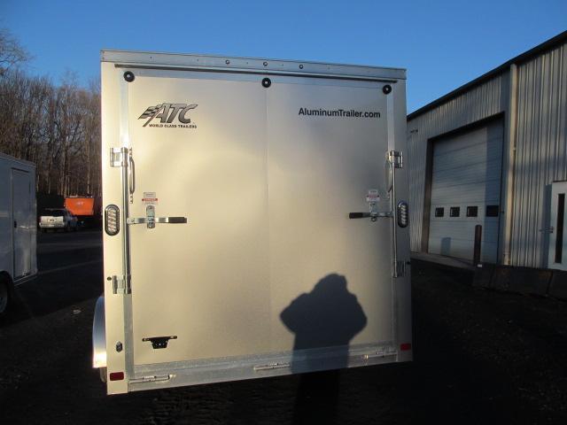 ATC Raven Aluminum Enclosed 7 X 16 V Front