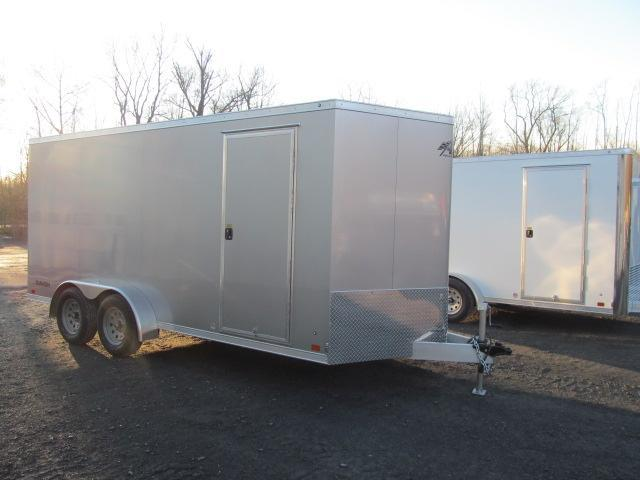 ATC Raven Aluminum Enclosed 7 X 16 V Front
