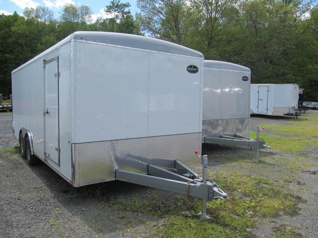 Integrity HD Landscape Package 8.5 X 20 10K Enclosed Cargo Trailer