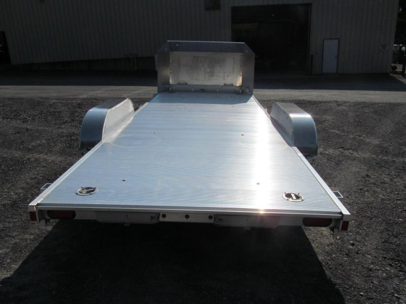2020 Aluma 8218Anv Car Trailer