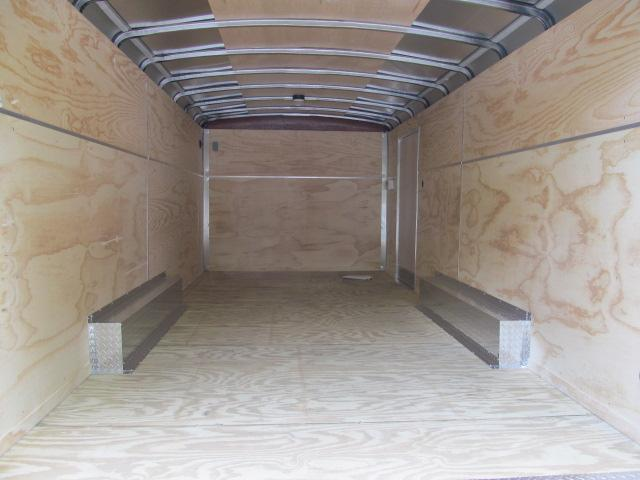 Integrity HD Landscape Package 8.5 X 22 Enclosed Cargo Trailer