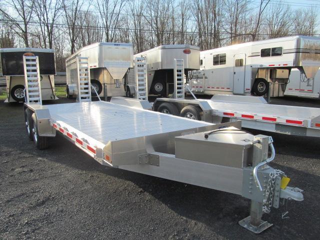2019 Eby 20 Ft Tradesman ALUMINUM Low Profile 7 Ton