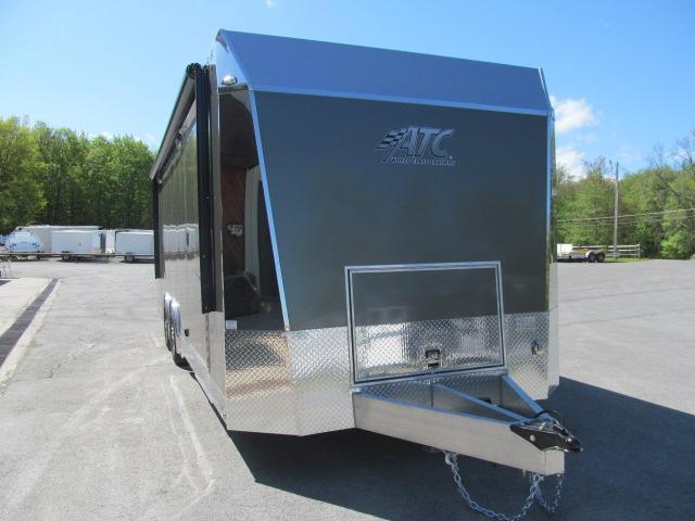 Aluminum Trailer Company Quest X Car Hauler Car / Racing Trailer