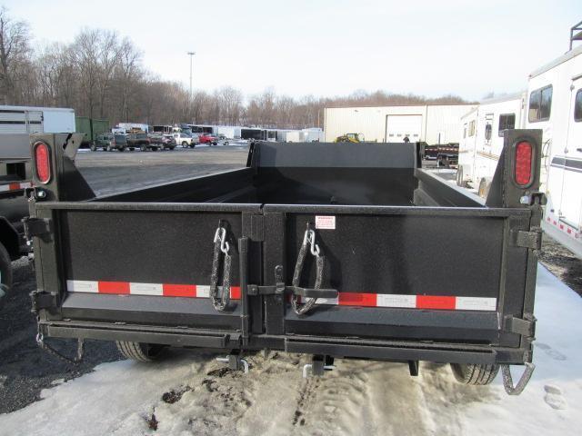 Sure-Trac 6 X 10 Low Profile Dump Trailer