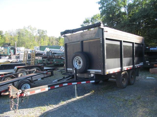 2005 Other 6x12-12K Dandy Dump Dump Trailer