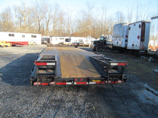 Winston Pro Series 10 Ton Deckover Equipment Trailer