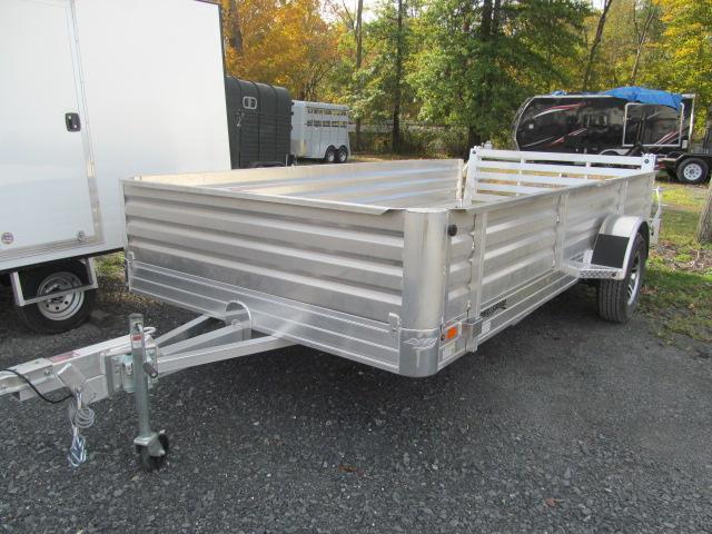 2020 Hillsboro Industries Aluminum Utility Trailer