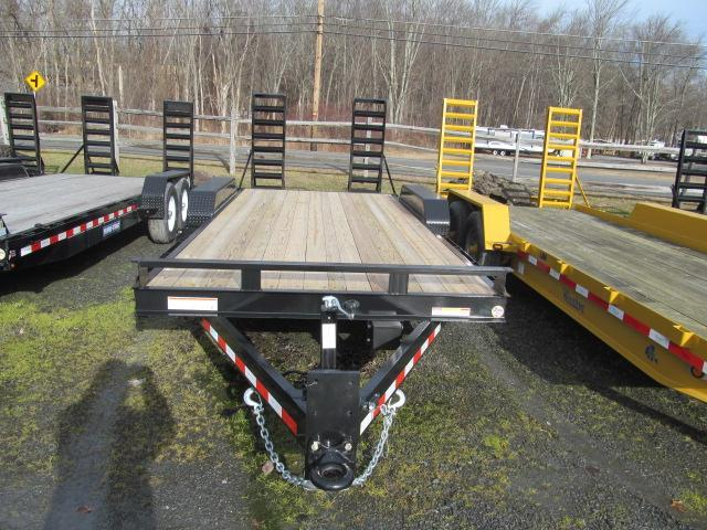 Sure-Trac 7 X 22 14K Implement Equipment Trailer