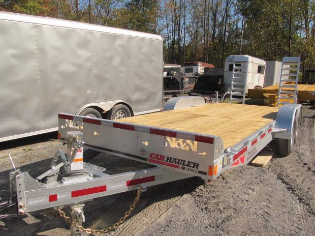 2020 N and N Trailers ICHHD 20G 14K Car / Racing Trailer