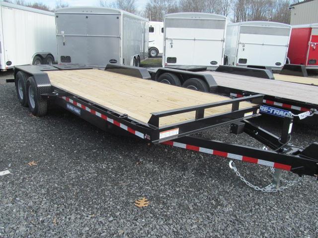 Sure-Trac 7 X 20 14K Universal Implement Equipment Trailer