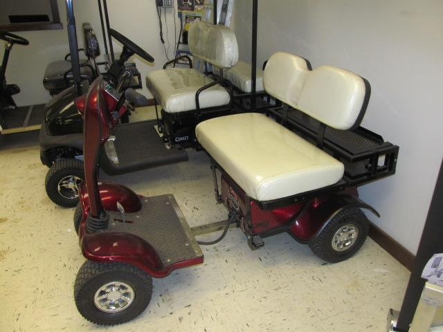 Cricket Mini Golf Carts ESV Mini Golf Cart