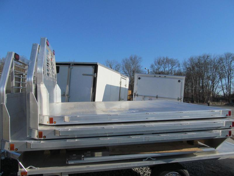 Aluma 8100 and 9600 Truck Beds