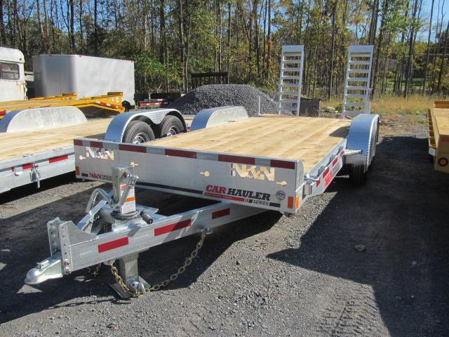 2020 N and N Trailers ICHHD 18G 14K Equipment Trailer