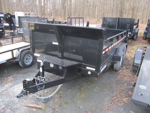 Sure-Trac 7 X 16 14K Low Profile Dump Trailer